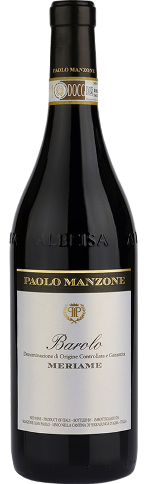 Barolo DOCG Meriame MAGNUM incl. Holzkiste Piemont Paolo Manzone