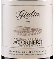 Giulin Barbera del Monferrato DOC MAGNUM Piemont Accornero